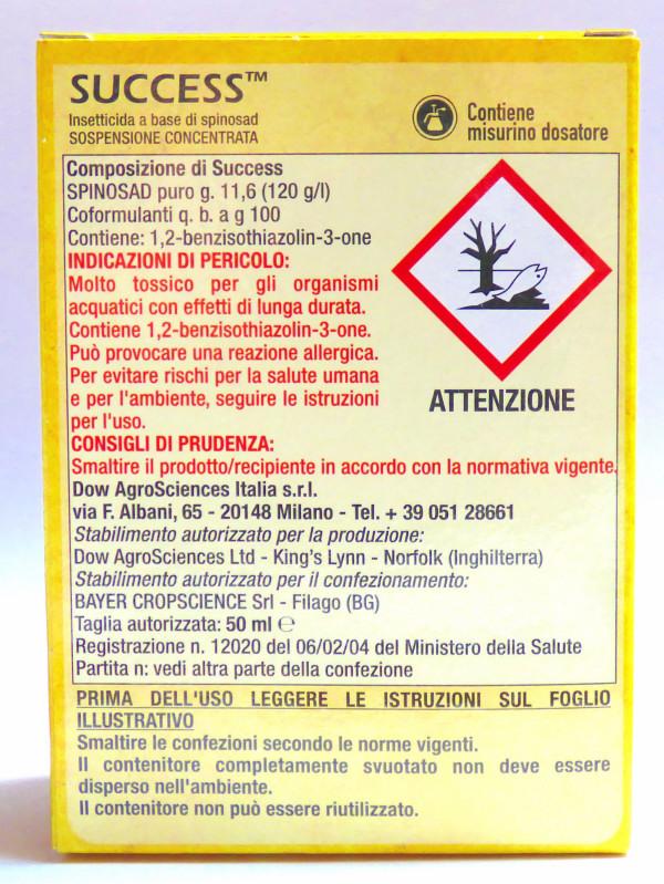 Bayer Garden Natria Success 50 ml